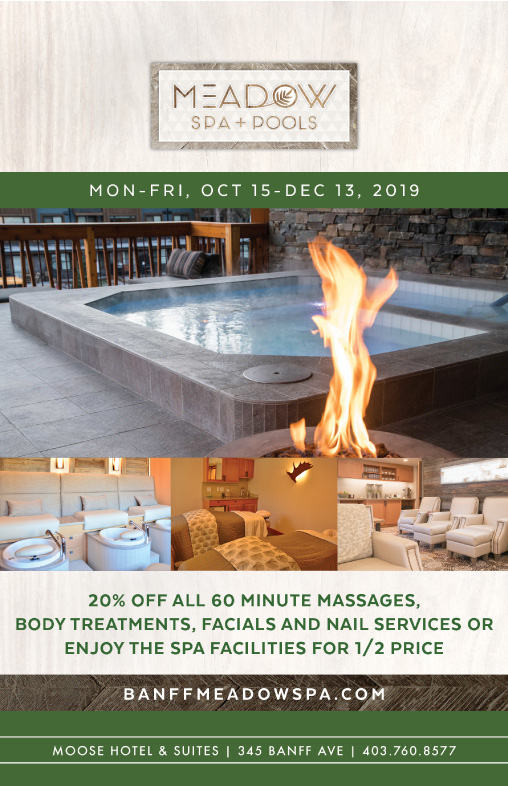Fall Spa Special